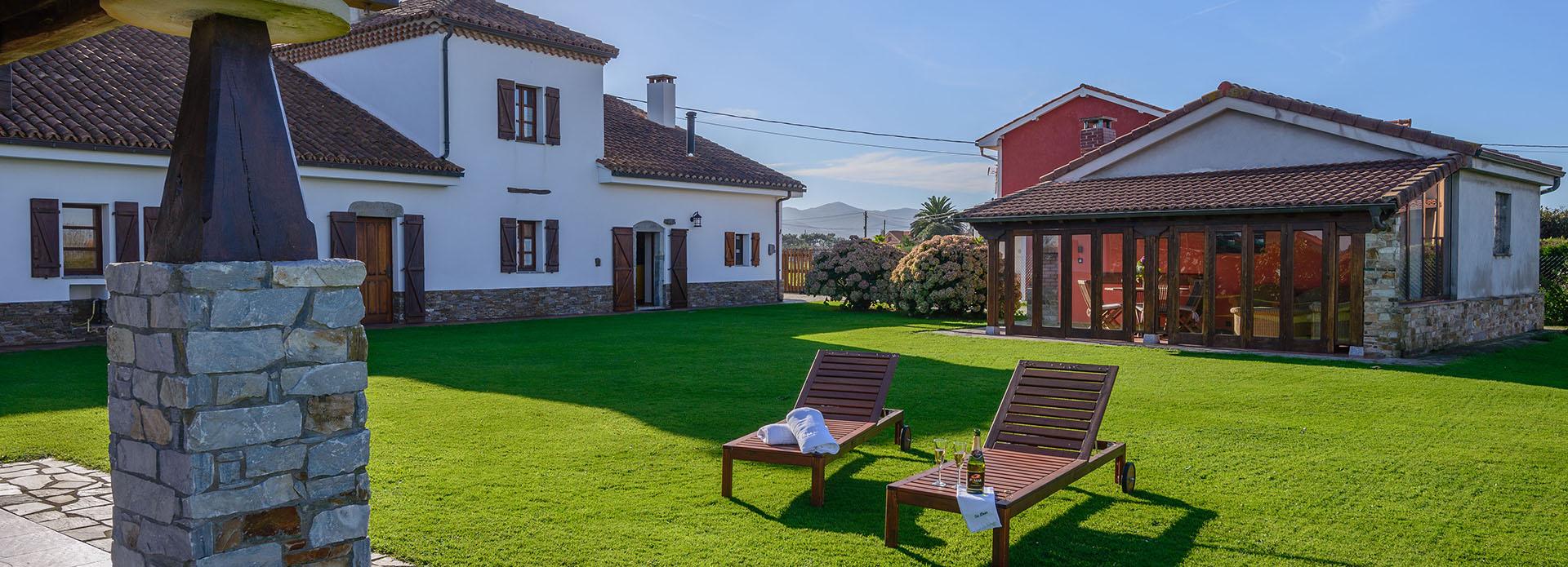 Jardín Villas de Llanorrozo